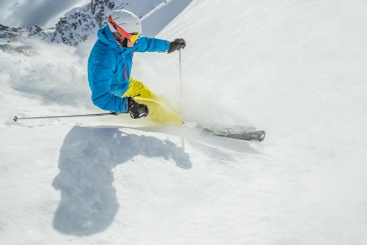 Povinna výbava pre lyžiara